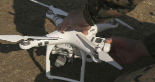 PUNJAB smuggling : Drones, A New Challenge