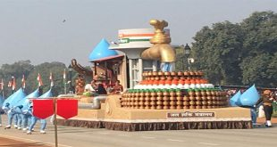 Jal Jeevan Mission Tableau Awarded As the Best Tableau in Republic Day Parade 2020