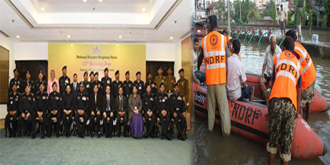 NDRF 15th Raising Day