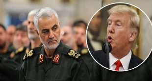 Top Iranian Commander Killed in U.S. Airstrike ordered by US Prez Trump