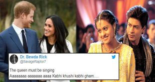 Twitterati crack 'K3G' Jokes after Prince Harry & Meghan's Royal Exit