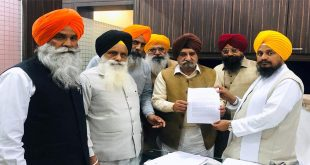 Tript Bajwa appeals calls on Akal Takht chief, appeals for free Gurbani live telecast signal from Golden Temple