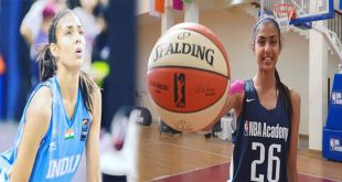 India's Harsimran Kaur Invited to NBA Global Academy for Second Time