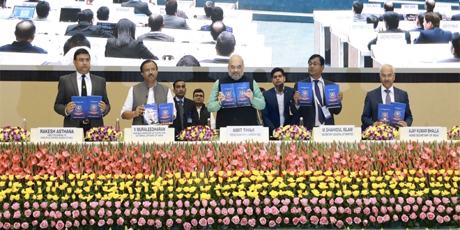 Amit Shah inaugurates two-day BIMSTEC 'Conference on Combating Drug Trafficking', in New Delhi today