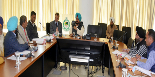 Punjab Government to Sympathetically Consider Case Of Regularising Forest Department Daily Wage Labourers: Dharamsot