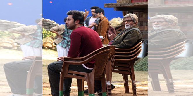 """Amitabh Bachchan """"Needs 4 Chairs To Keep Up With The Enormous Talent"""" of Ranbir"""