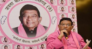 First CM of Chhattisgarh Ajit Jogi dies at the age of 74