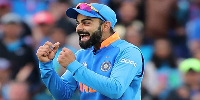 Virat Kohli only Indian cricketer in Forbes' top 100 highest-paid athletes list