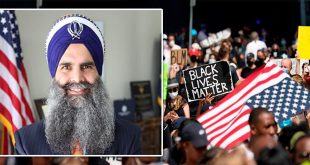 Indian-American Sikh Gurinder Singh Khalsa to donate face masks to protestors