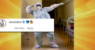 VIDEO: Mumbai doctor dances to song 'Garmi' wearing PPE kit