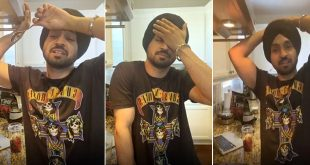 WATCH: Diljit 'clashes' with Amazon's Alexa struggling to play his own song