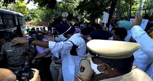 SAD leader Bikramjit Singh Majithia detained by Chandigarh police