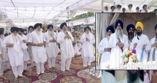 Another drama of SGPC