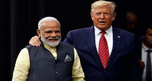 US Prez Trump extends wishes to PM Modi on his 70th birthday