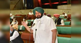 Ready to quit or be dismissed rather than bow to injustice to farmers: Amarinder