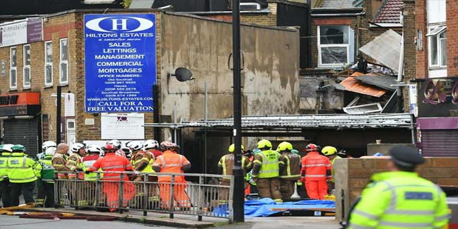 Two dead in suspected gas explosion in London's Punjabi suburb Southall