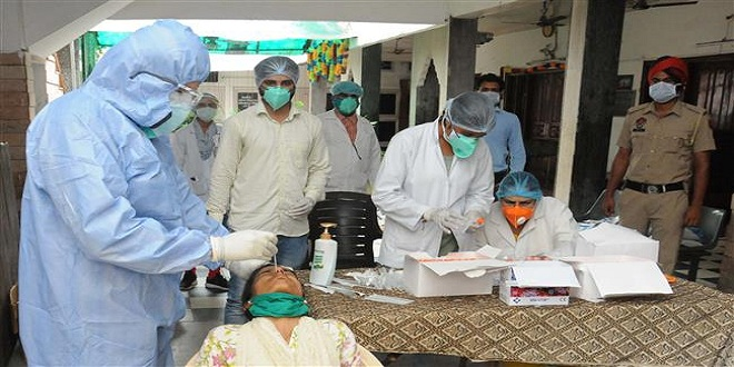 India's Coronavirus tally exceeds 95.7 lakh-mark