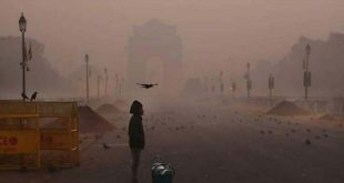 Delhi records coldest Nov morning in at least 14 yrs as min temp falls to 7.5°C