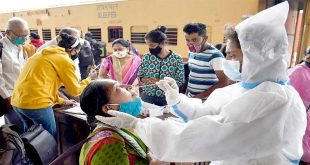 India reports 10,584 new COVID-19 cases, 78 deaths in 24 hours