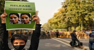 Kendri Singh Sabha Extends Support to Jailed Activist Nodeep Kaur