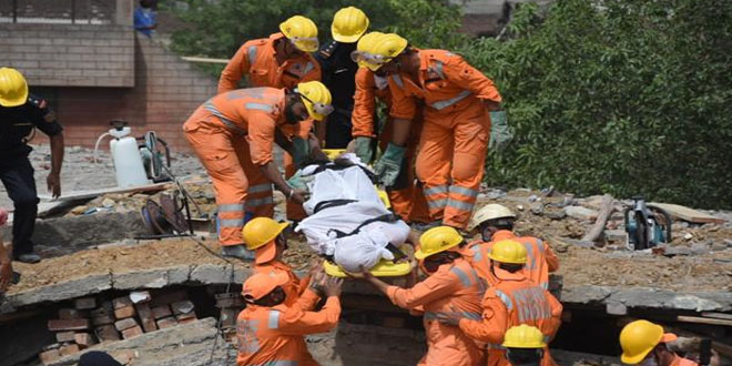 3 killed, several injured as roof of factory collapses in Ludhiana