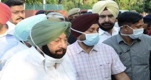 Will not accept Navjot Sidhu at any cost: Capt Amarinder Singh
